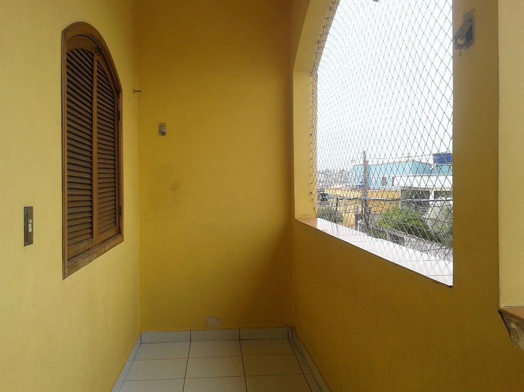 Casa 3 Dorm, Jardim Cumbica, Guarulhos (CA0677) - Foto 14