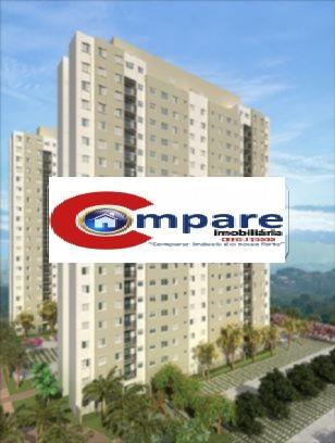 Imobiliária Compare - Apto 2 Dorm, Cocaia (AP3577)