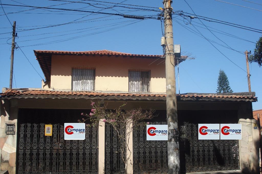 Casa 5 Dorm, Vila Rosália, Guarulhos (SO1181)