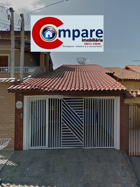 Casa 3 Dorm, Parque Renato Maia, Guarulhos (SO1265) - Foto 2