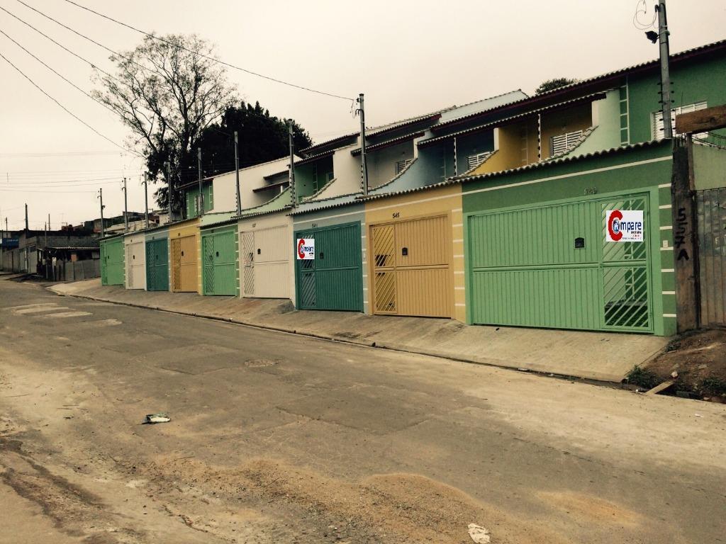 Casa 2 Dorm, Jardim Paineira, Itaquaquecetuba (SO1153)