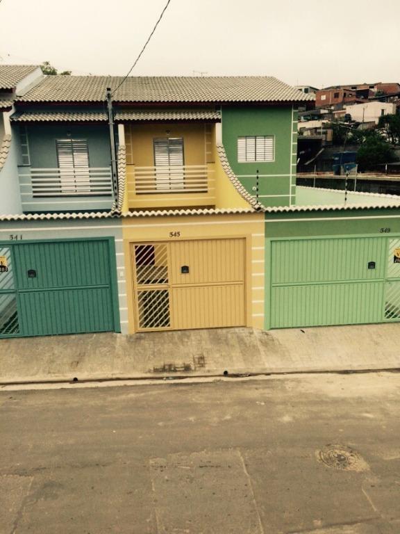 Casa 2 Dorm, Jardim Paineira, Itaquaquecetuba (SO1153) - Foto 18