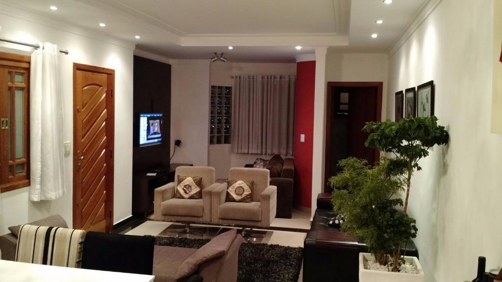 Casa 3 Dorm, Jardim Santa Mena, Guarulhos (SO1164)