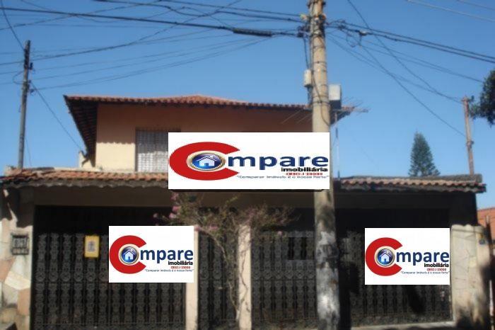 Casa 5 Dorm, Vila Rosália, Guarulhos (SO1251)