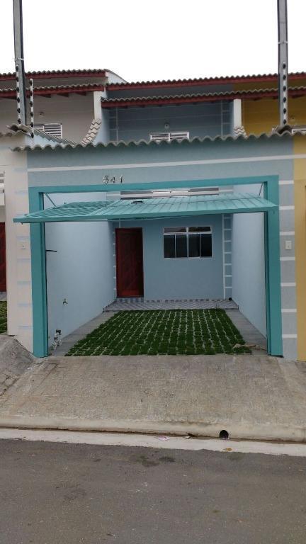 Casa 2 Dorm, Jardim Paineira, Itaquaquecetuba (SO1153) - Foto 5
