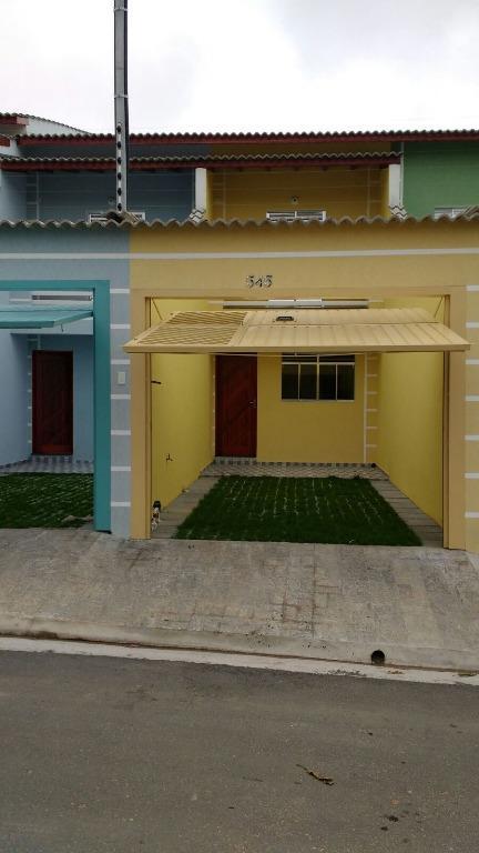 Casa 2 Dorm, Jardim Paineira, Itaquaquecetuba (SO1153) - Foto 13