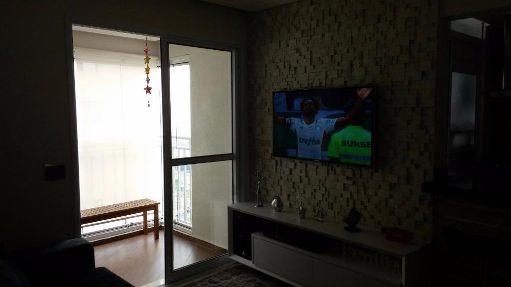 Apto 2 Dorm, Vila Augusta, Guarulhos (AP3262) - Foto 3