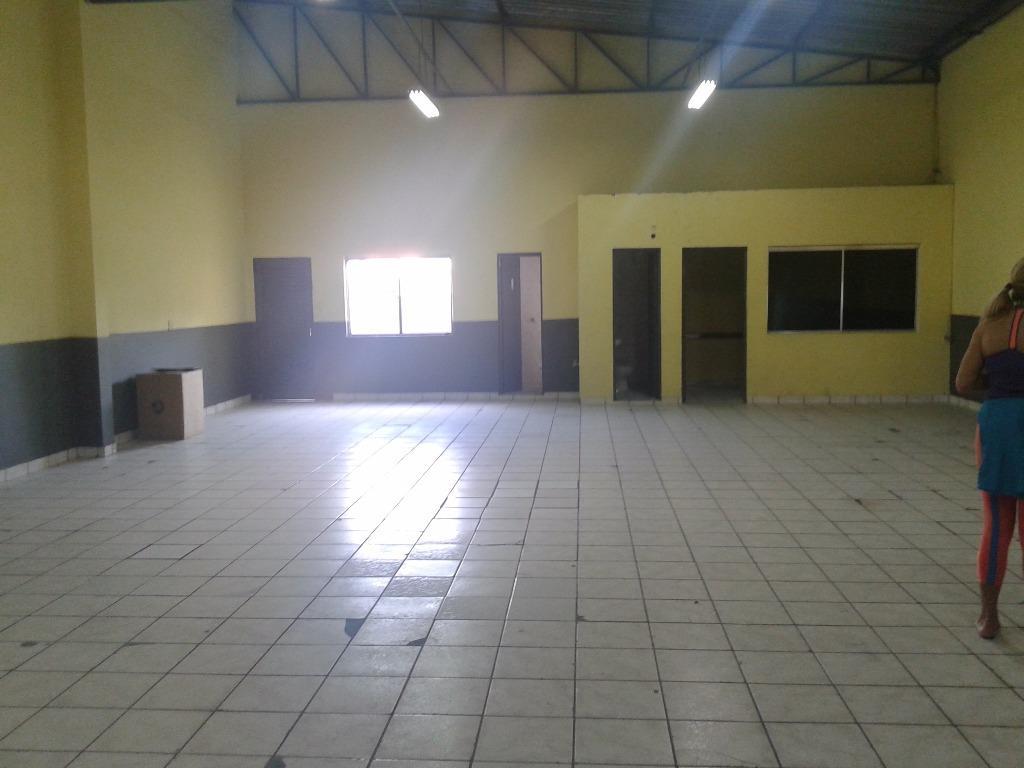 Imobiliária Compare - Galpão, Vila São Judas Tadeu