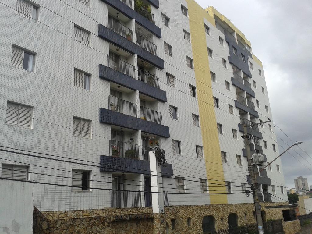Apto 2 Dorm, Centro, Guarulhos (AP2997)