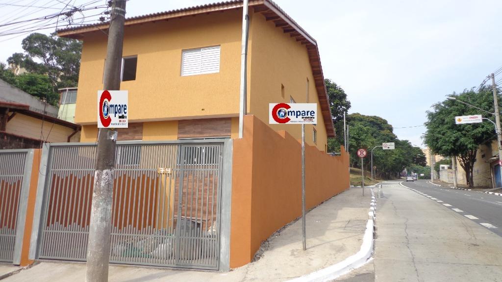 Casa 2 Dorm, Torres Tibagy, Guarulhos (CA0658) - Foto 2