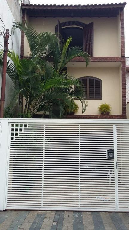 Casa 5 Dorm, Vila Sabrina, São Paulo (SO1255)