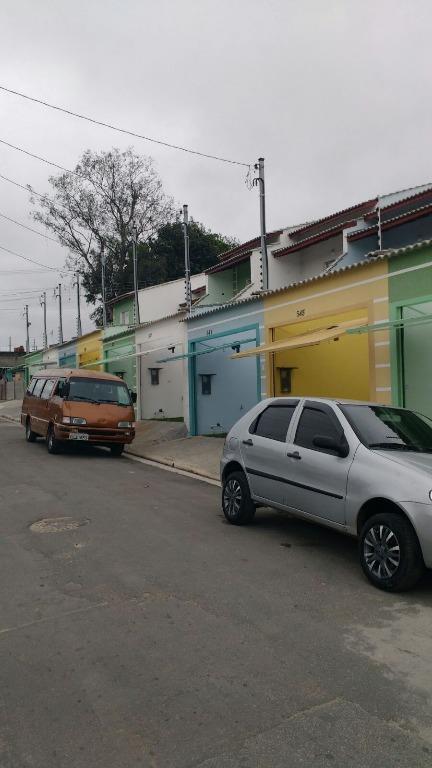 Casa 2 Dorm, Jardim Paineira, Itaquaquecetuba (SO1153) - Foto 4