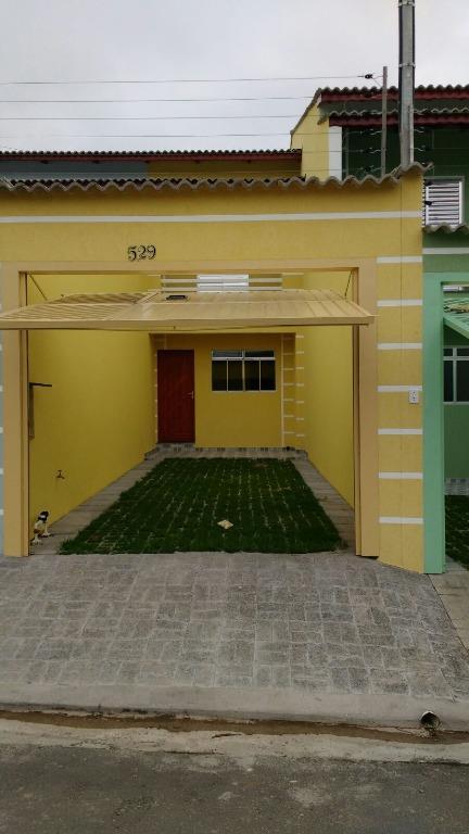 Casa 2 Dorm, Jardim Paineira, Itaquaquecetuba (SO1153) - Foto 6