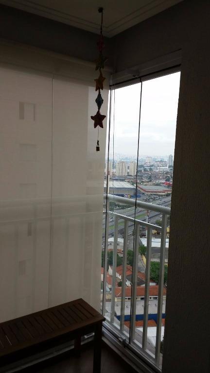 Apto 2 Dorm, Vila Augusta, Guarulhos (AP3262) - Foto 6