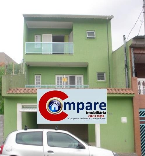 Casa 3 Dorm, Jardim Palmira, Guarulhos (SO1252)