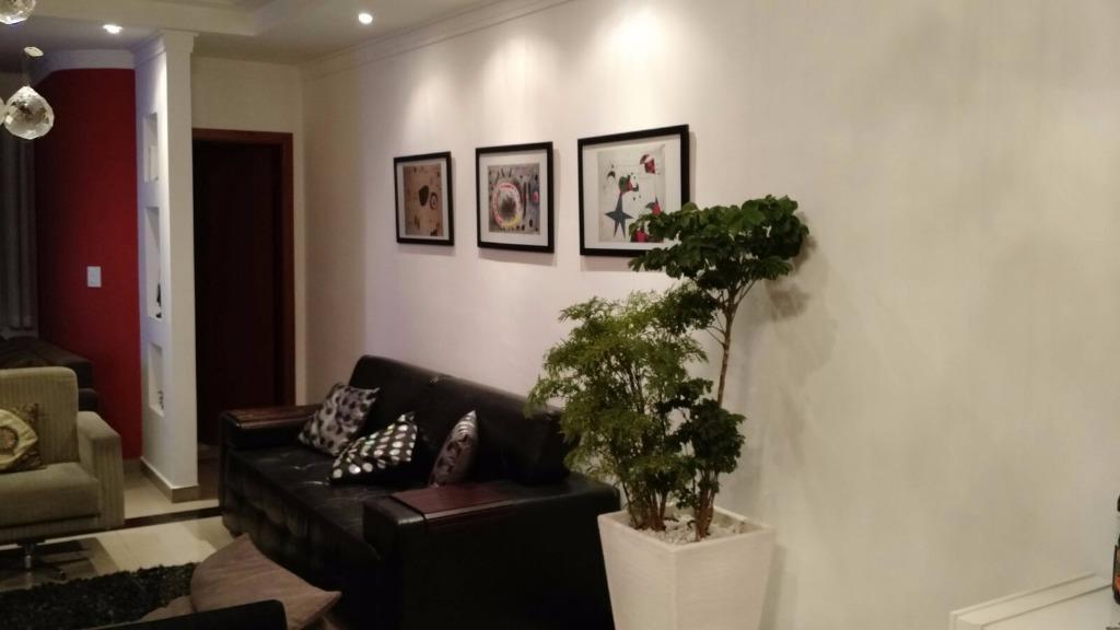 Casa 3 Dorm, Jardim Santa Mena, Guarulhos (SO1164) - Foto 2