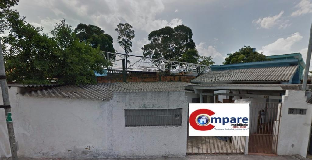 Casa 3 Dorm, Jaçanã, São Paulo (CA0722)