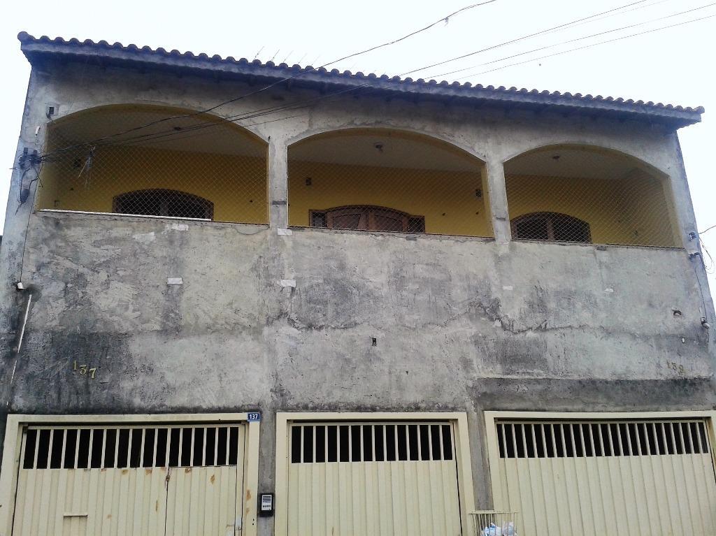 Casa 3 Dorm, Jardim Cumbica, Guarulhos (CA0677)