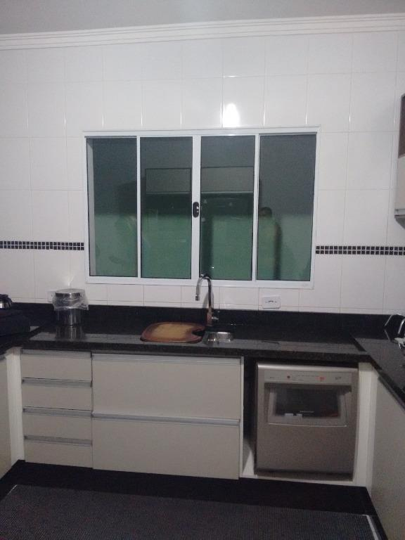 Casa 3 Dorm, Parque Flamengo, Guarulhos (SO1211) - Foto 13