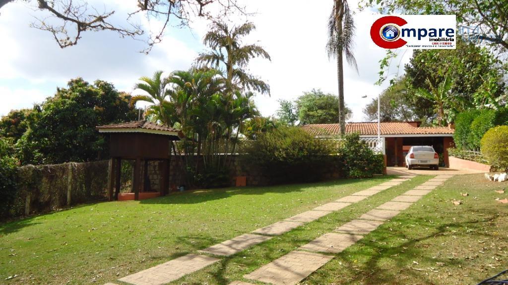 Chácara 5 Dorm, Tanque, Atibaia (CH0015)