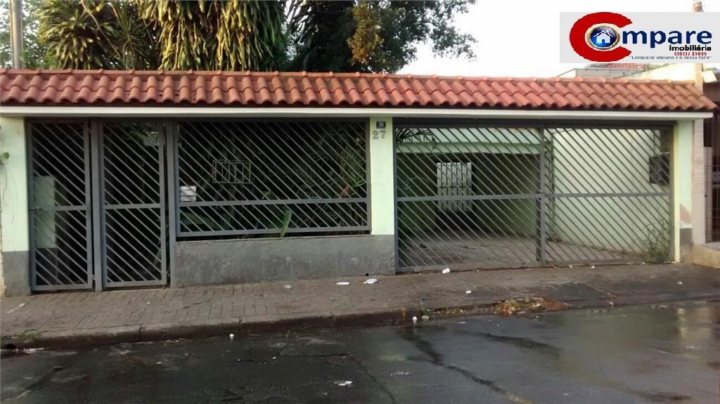 Casa 3 Dorm, Vila Fátima, Guarulhos (CA0656)