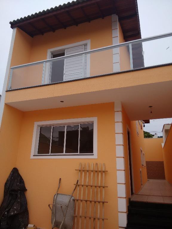 Casa 3 Dorm, Parque Flamengo, Guarulhos (SO1128)