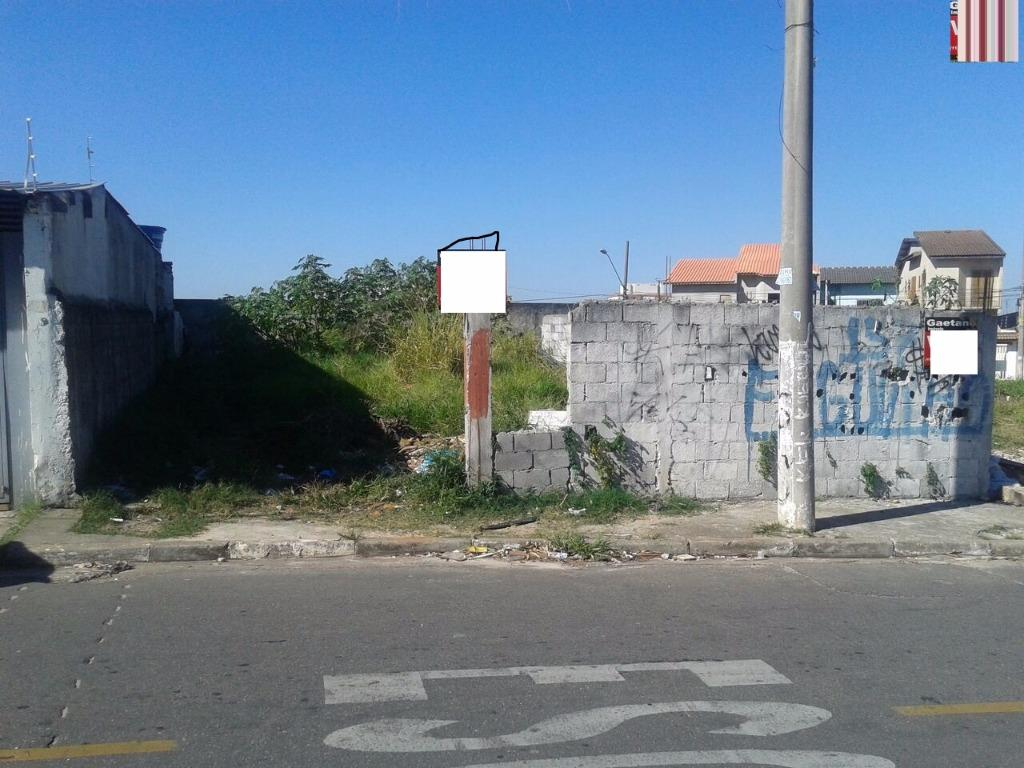 Terreno, Jardim Santa Cecília, Guarulhos (TE0129)