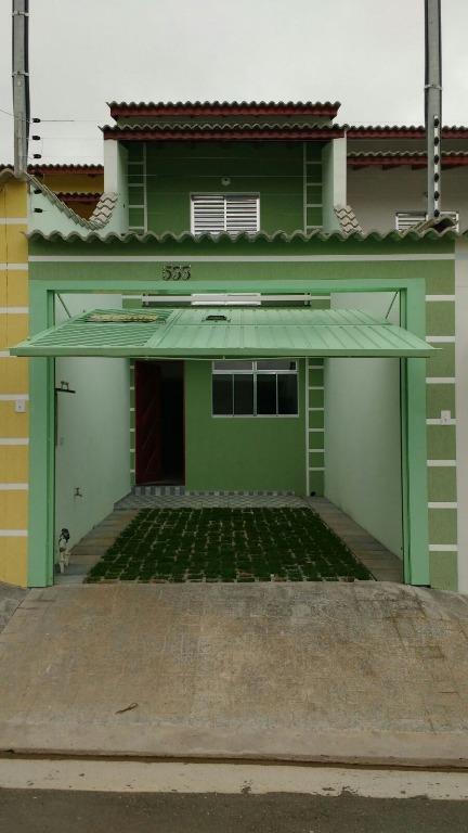 Casa 2 Dorm, Jardim Paineira, Itaquaquecetuba (SO1153) - Foto 8