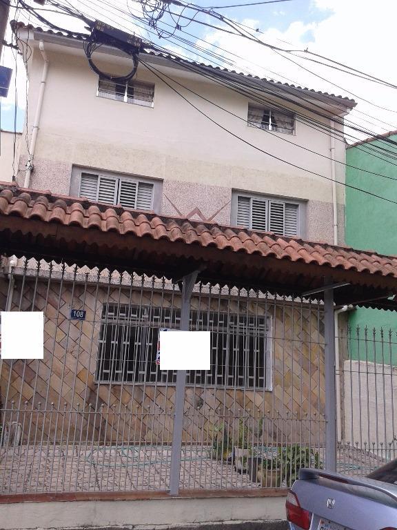 Casa 3 Dorm, Vila Tijuco, Guarulhos (SO1202)