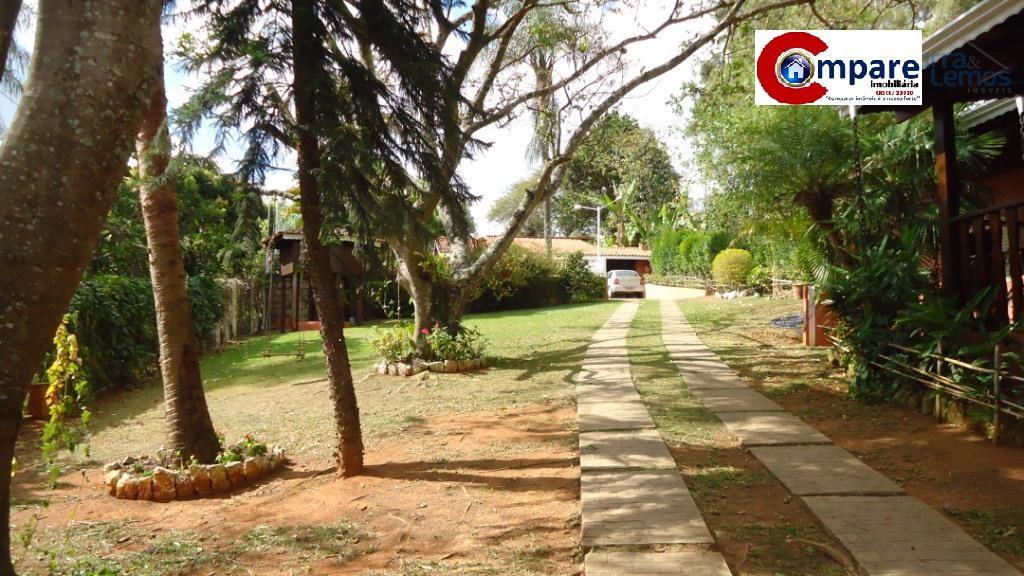 Chácara 5 Dorm, Tanque, Atibaia (CH0015) - Foto 2