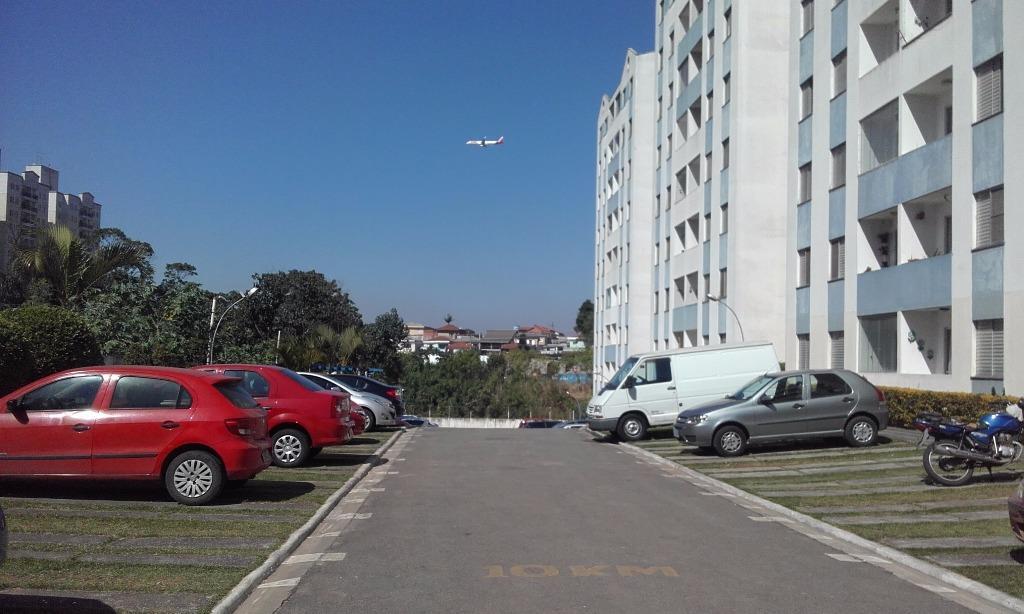 Apto 2 Dorm, Picanco, Guarulhos (AP3371)