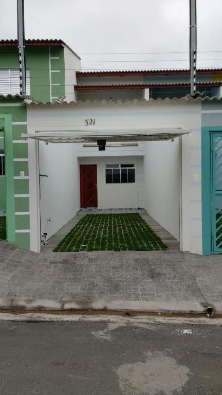 Casa 2 Dorm, Jardim Paineira, Itaquaquecetuba (SO1153) - Foto 2