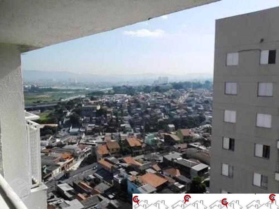 Apto 3 Dorm, Ponte Grande, Guarulhos (AP1737) - Foto 2