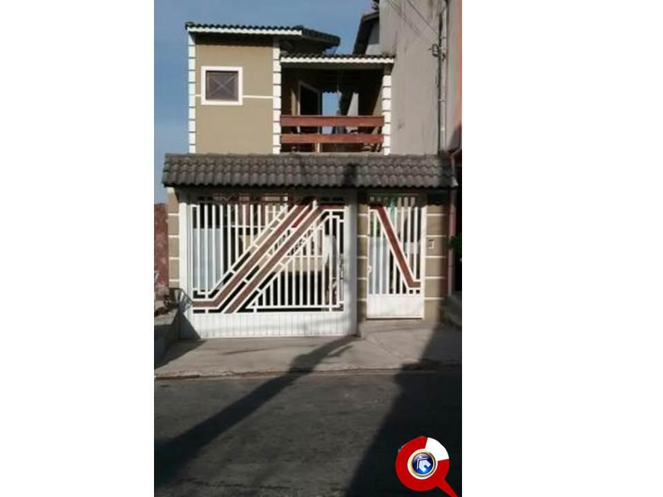 Casa 3 Dorm, Parque Continental Ii, Guarulhos (SO0849)