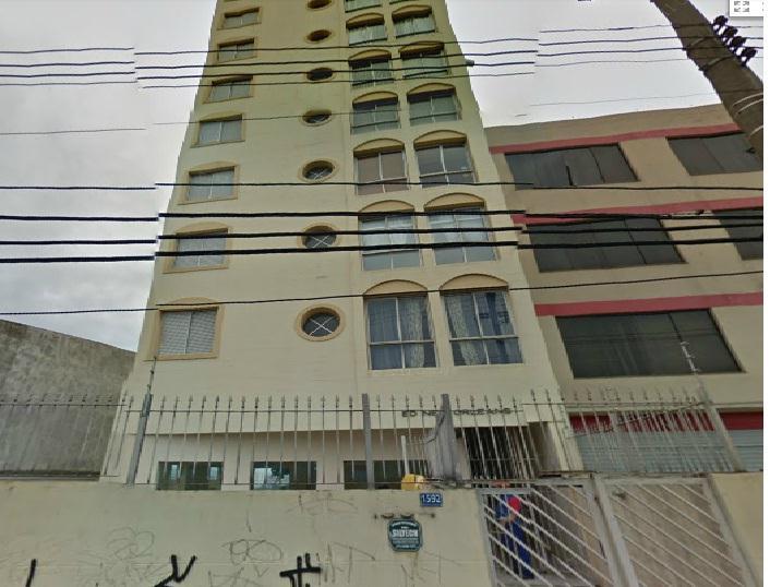 Apto 2 Dorm, Centro, Guarulhos (AP0503)