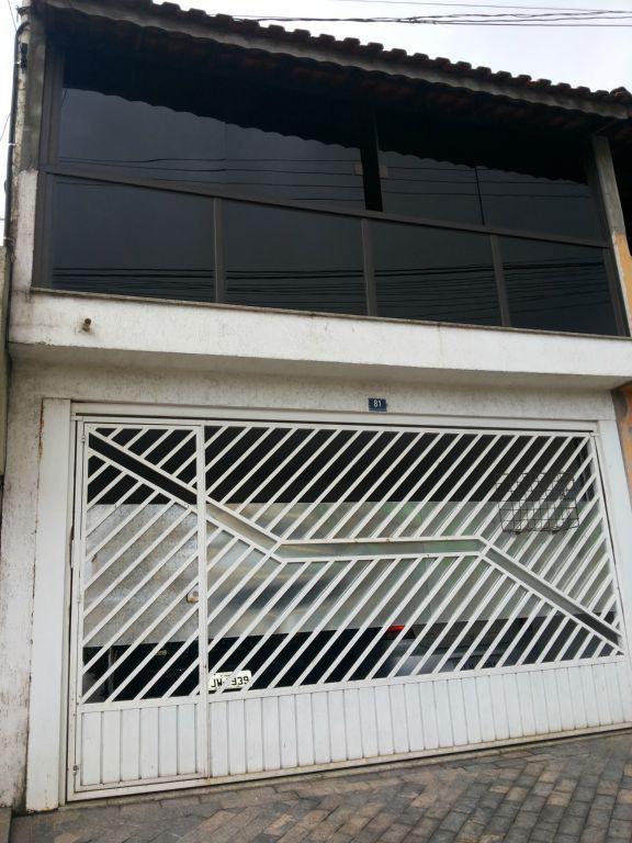 Casa 3 Dorm, Parque Continental Ii, Guarulhos (SO0716) - Foto 2