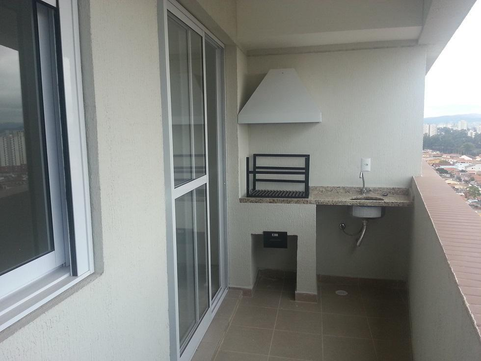 Apto 3 Dorm, Vila Augusta, Guarulhos (AP2386)