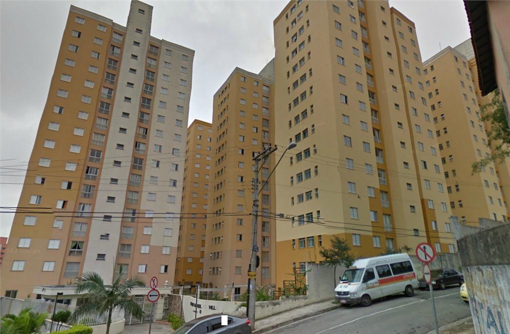 Apto 2 Dorm, Vila Galvão, Guarulhos (AP2495)
