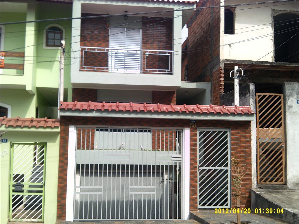 Casa 3 Dorm, Parque Continental Ii, Guarulhos (SO0265) - Foto 2