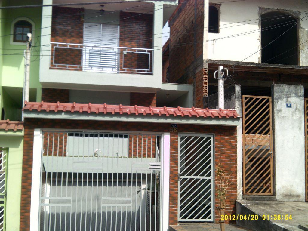 Casa 3 Dorm, Parque Continental Ii, Guarulhos (SO0265)