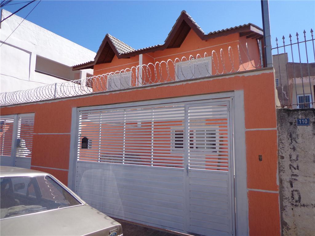 Casa 2 Dorm, Bonsucesso, Guarulhos (SO0417)
