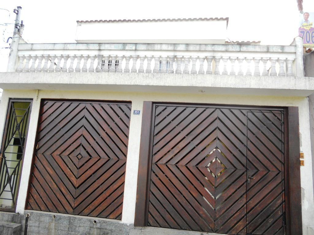 Casa 4 Dorm, Gopoúva, Guarulhos (SO0412) - Foto 2