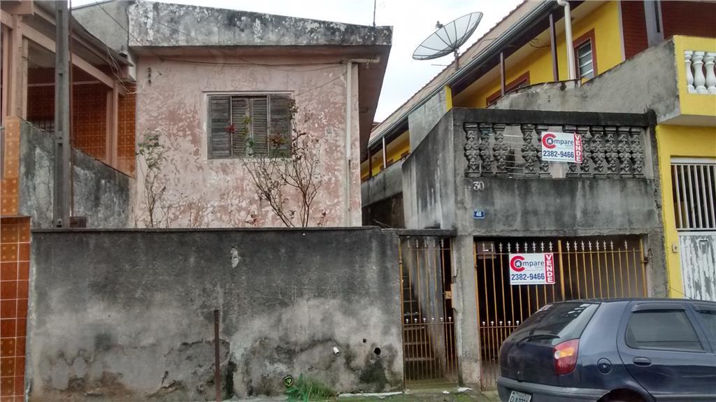 Casa 3 Dorm, Vila Rio de Janeiro, Guarulhos (CA0525)