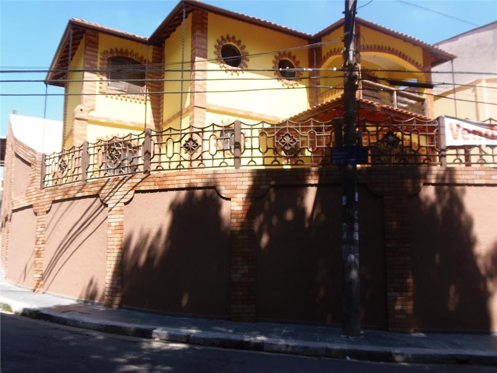 Casa 4 Dorm, Jardim Rosa de Franca, Guarulhos (SO0964)