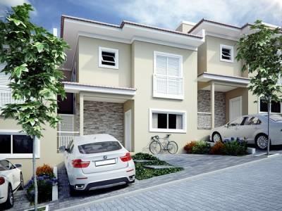 Casa em condomínio à Venda - Chácaras Silvania
