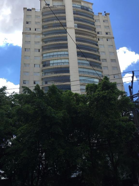 Apartamento Padrão à venda, Chácara Santo Antônio, São Paulo