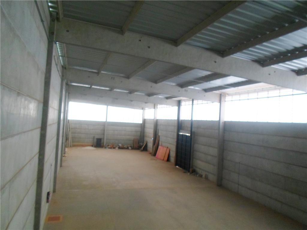 Barracão para Locação - Distrito Industrial