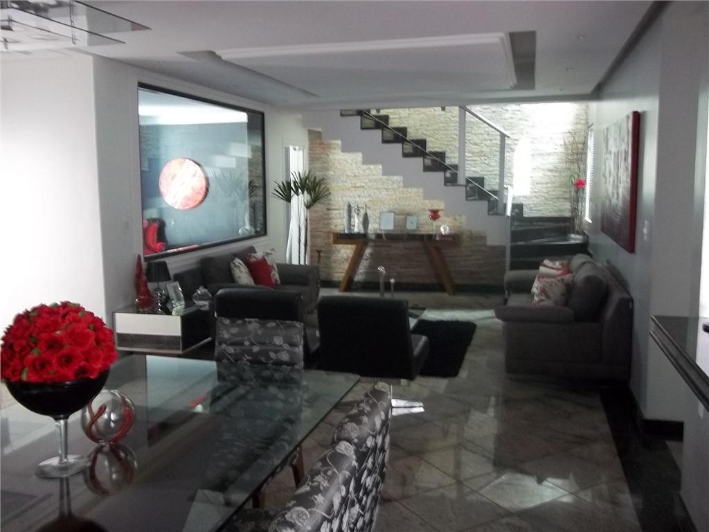 Imagens de #751F26 Casa residencial à venda Europa Contagem. 1024x768 px 3552 Blindex Banheiro Df