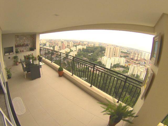 Cobertura à venda, Jardim Marajoara, São Paulo