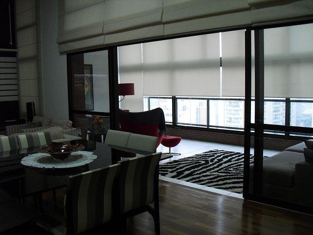 Cobertura à venda, Chácara Santo Antônio, São Paulo